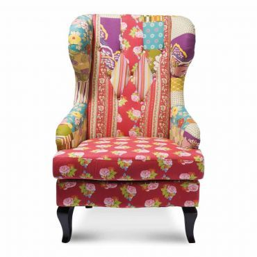 Patchwork Ohrensessel Products I Love Pinterest Sessel