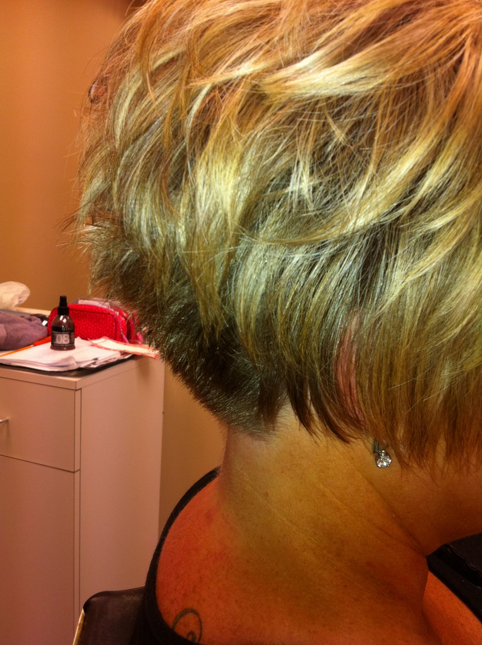 Short hair like this back my stylehairmakeup pinterest