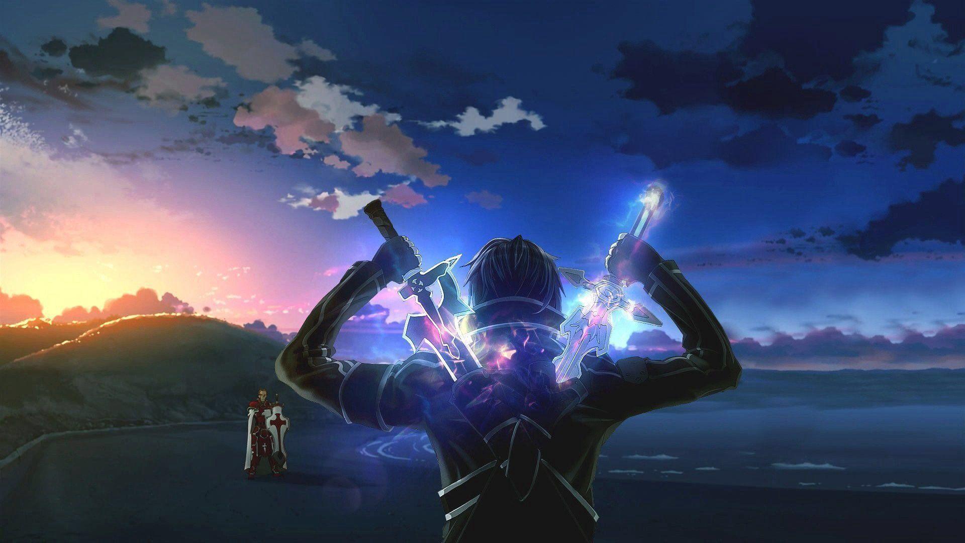 Imagenes Sword Art Online Wallpaper Sword Art Online Kirito