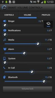 Download free Smart Volume Control free mobile software Fully