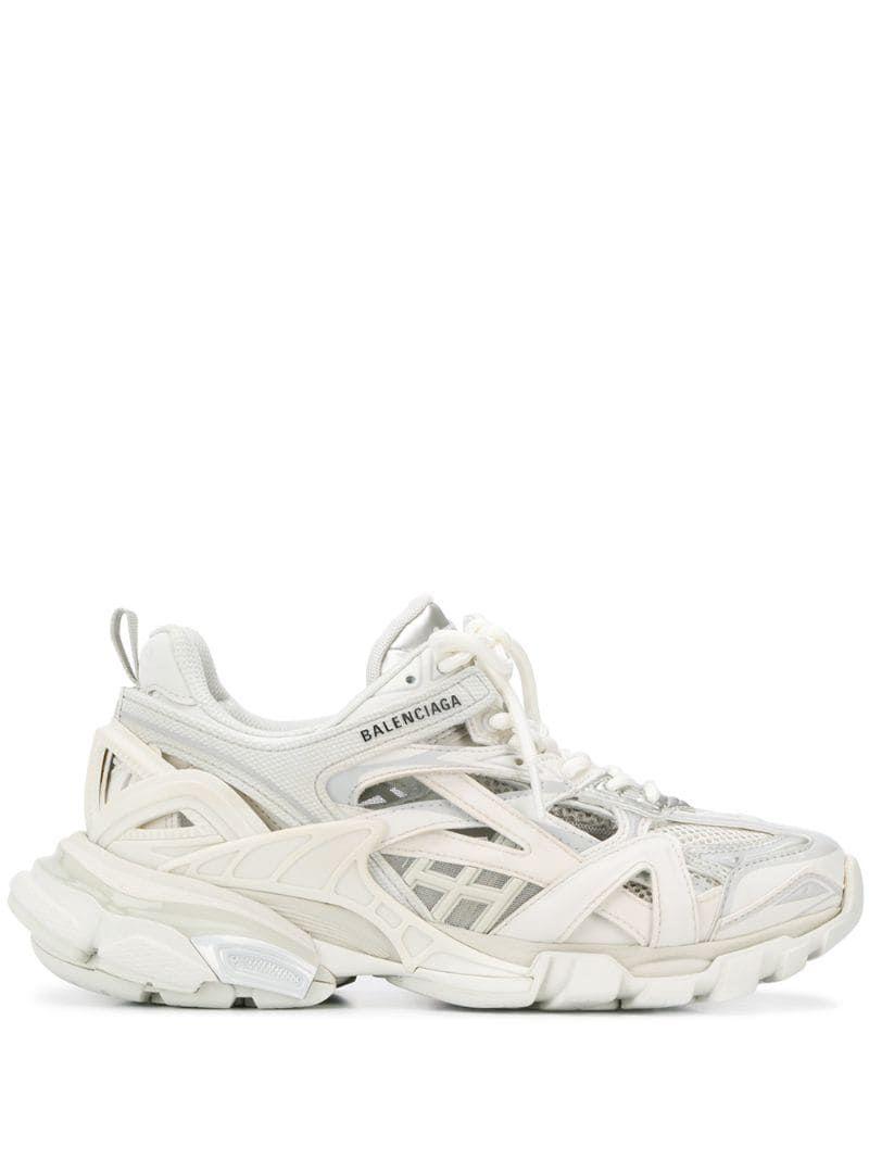 Balenciaga Track.2 open sneakers White | Sneakers
