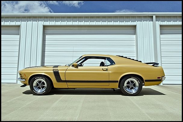 1970 Ford Mustang Coches Deportivos Vehiculos Autos