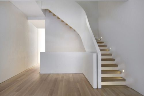 Remash The White Snake Stairway Space4architecture