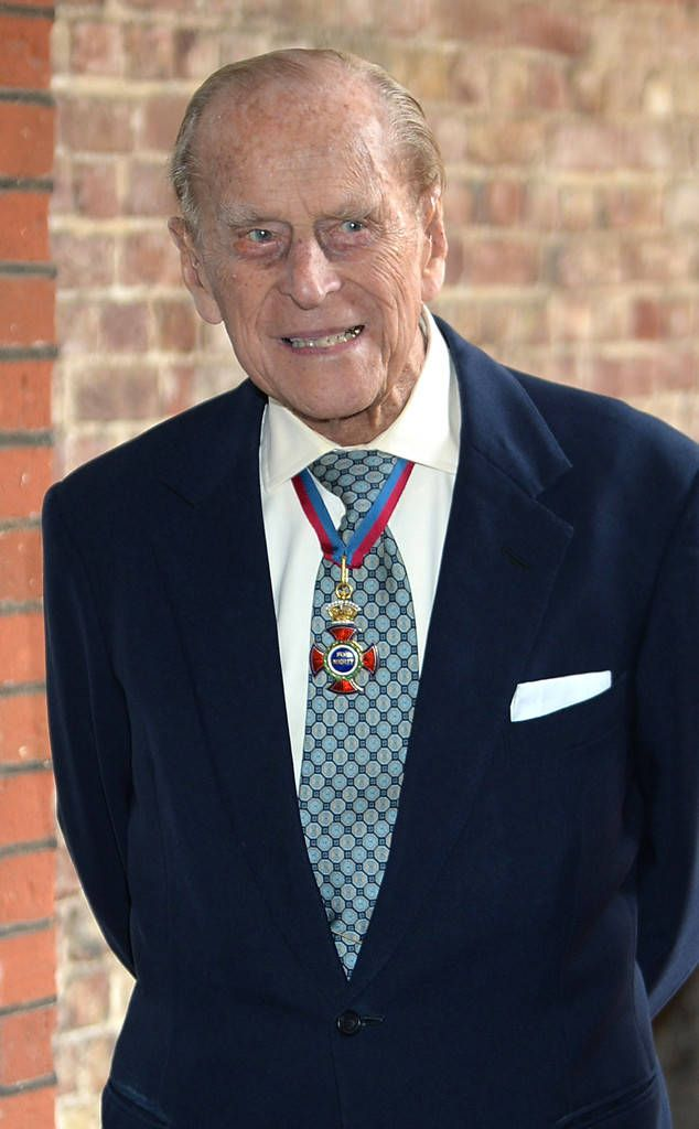 Prince Philip, Duke Of Edinburghin A Statement Made By Queen -6492
