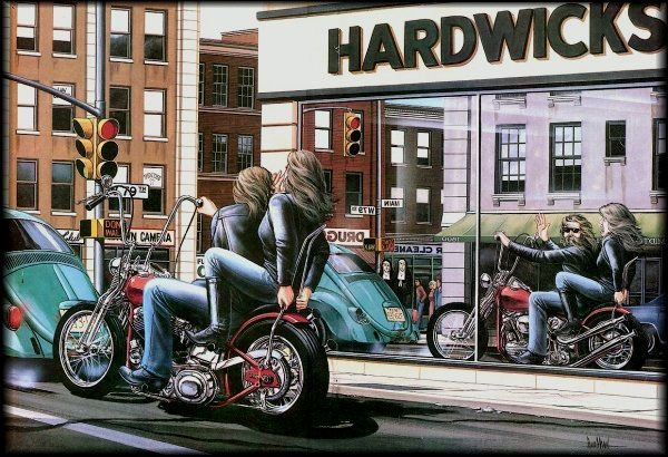 """Hardwicks"" by David Mann"