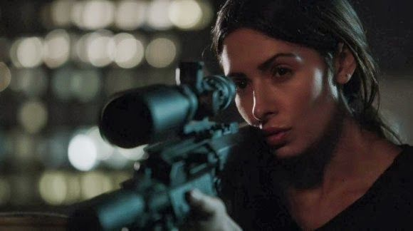 Sameen Shaw a Person of Interest : I don't know  I've killed lots of