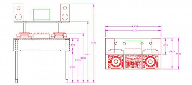 how to build a dj booth