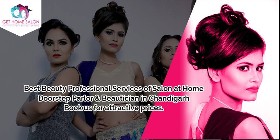 Beauty Services at Home in Chandigarh | Beauty Parlour