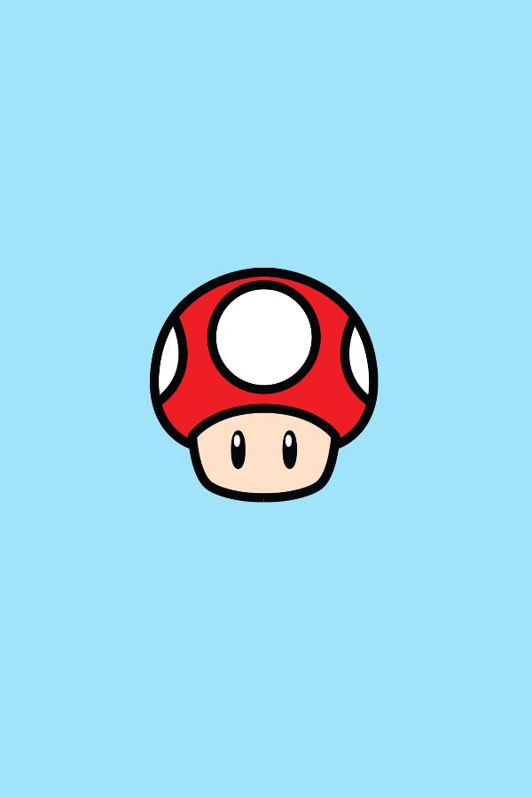 Wallpaper Hd Toad 2d Kinopio Super Mario Art Mario Art Toad Mario Bros