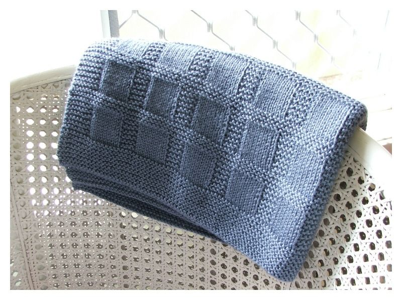 Sunny Baby Blanket Free Knitting Pattern   Knitting ...