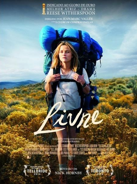 Filme Livre Wild Com Reese Witherspoon Reese Witherspoon