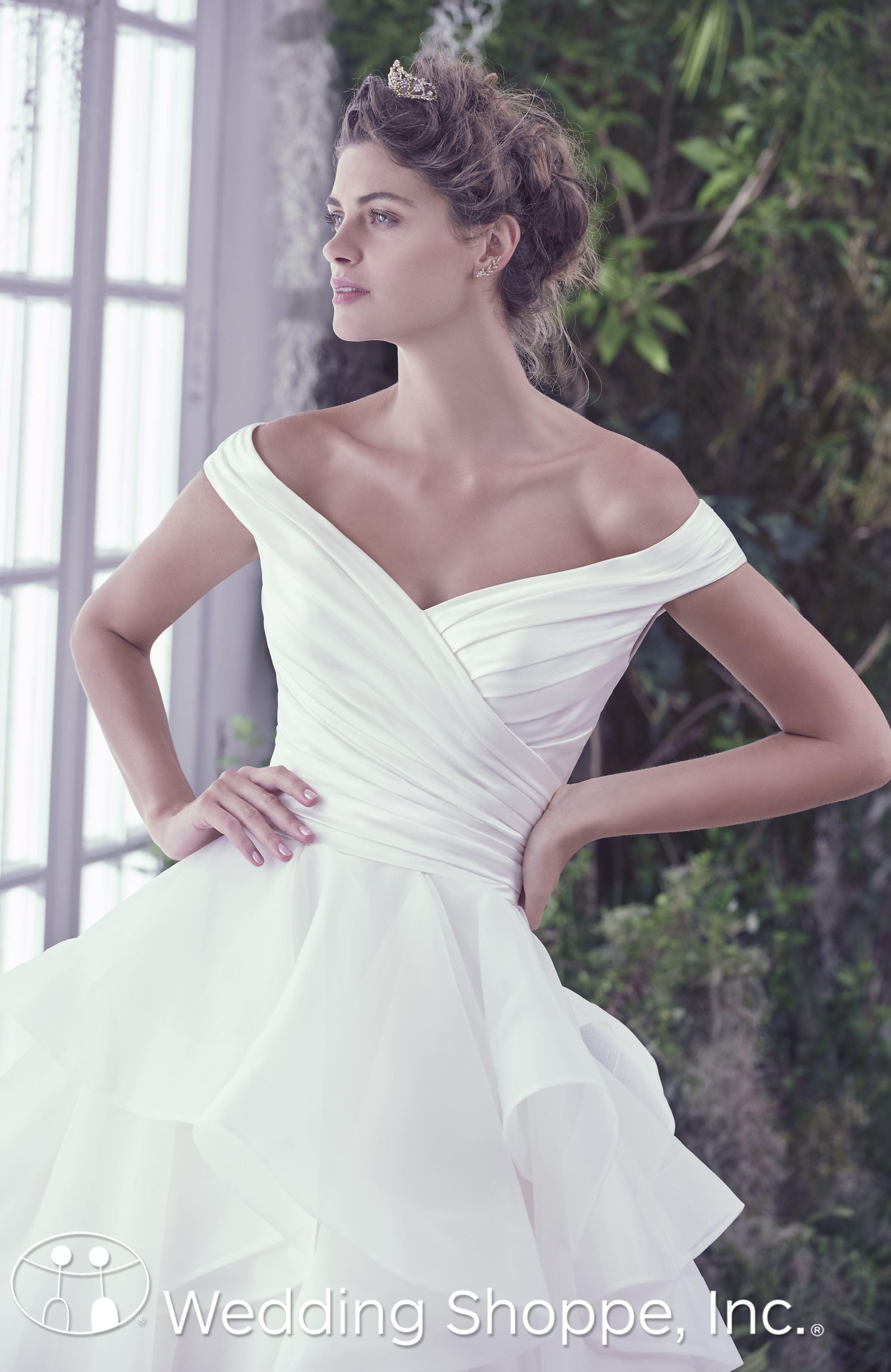 Maggie Sottero Bridal Gown Zulani / 6MW835   Wedding Wishes ...