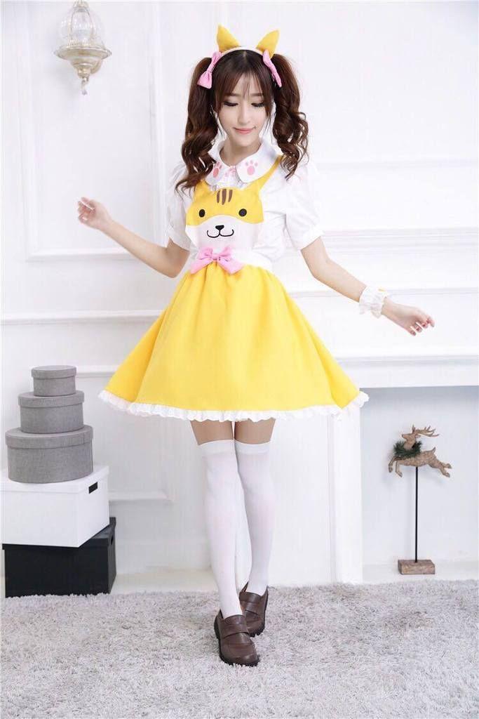Neko cosplay outfits seems