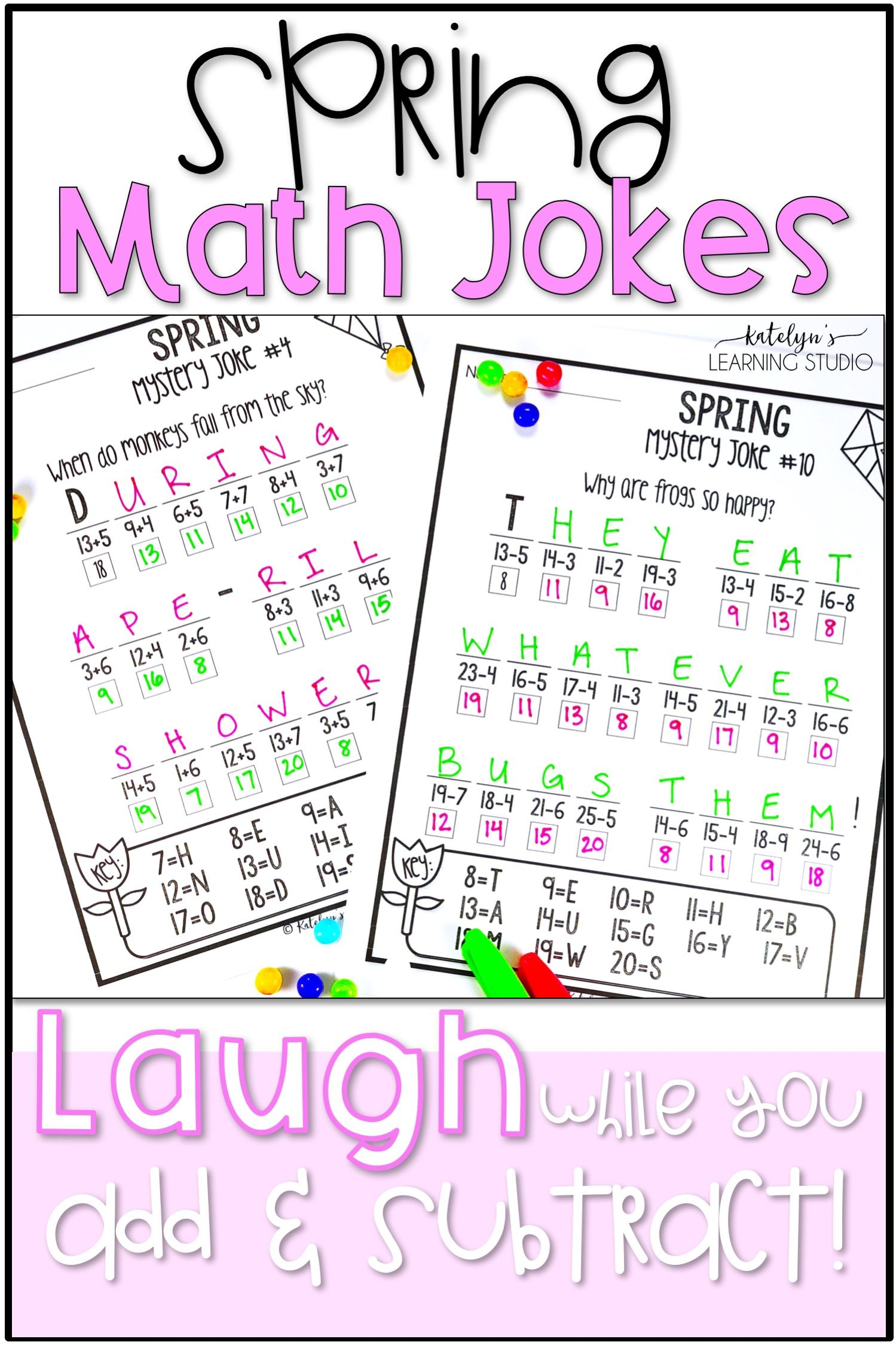 Spring Math Worksheets Spring Math Math Worksheets Spring Math Worksheets