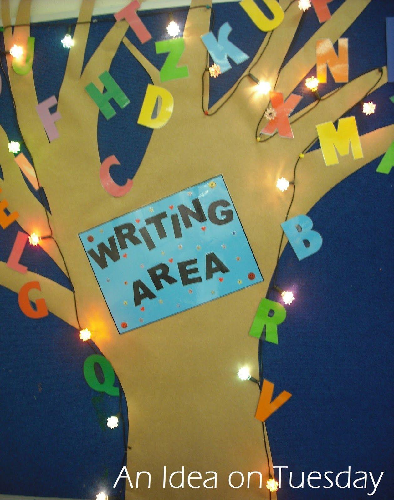 An Idea On Tuesday Early Literacy Ideas