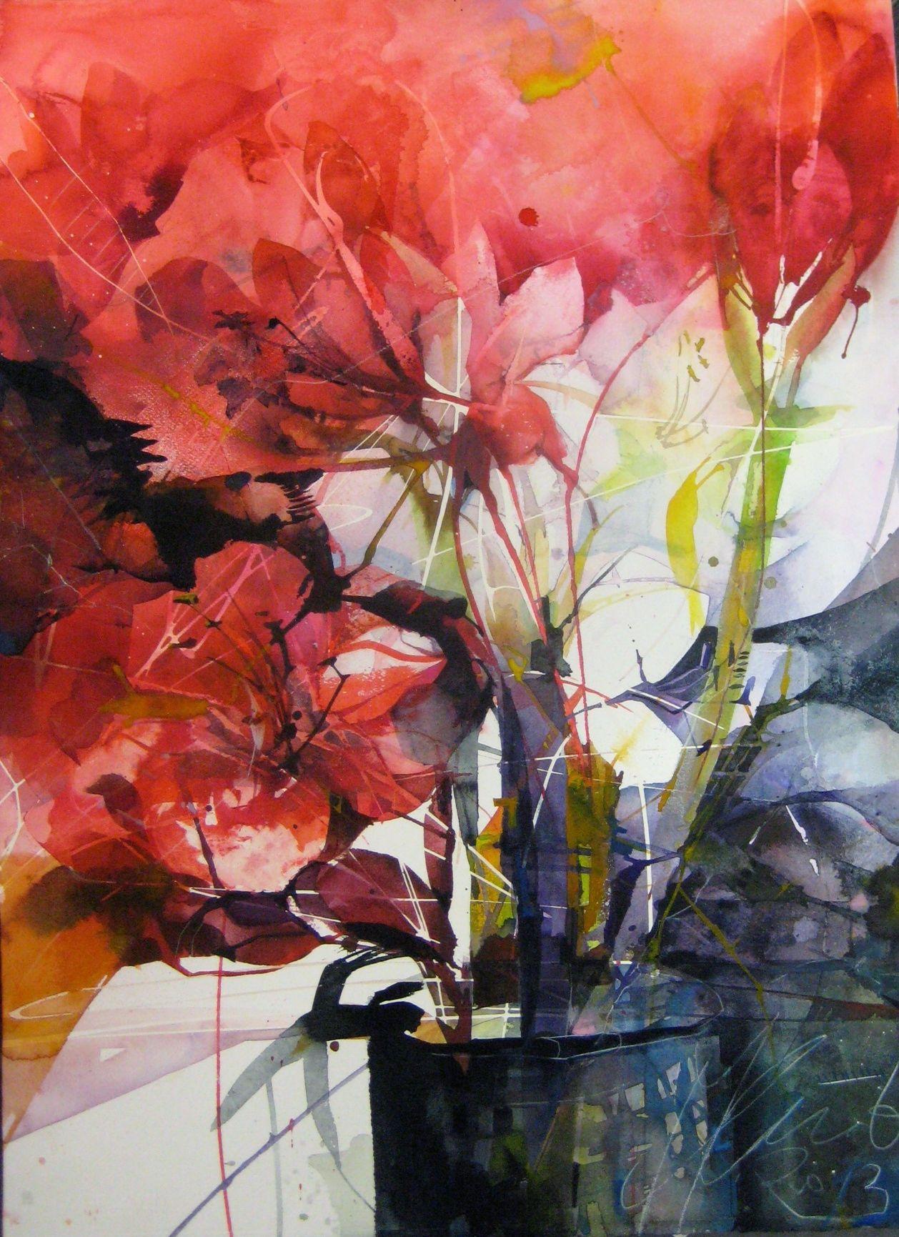 Gewinnaktion Mijello Fusion 24 Aquarell Palette Art Watercolor Watercolor Art Floral