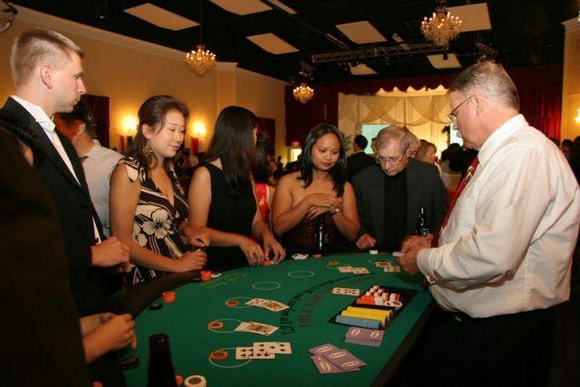 Casino Night Event at KTN