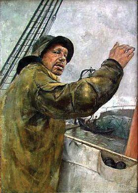 Christian Krohg Google Search Kunstideer Maleri Maler
