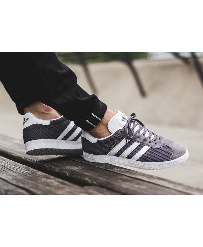 finest selection 982ea 0d5cb Adidas Australia Gazelle Mesh Purple Trainers