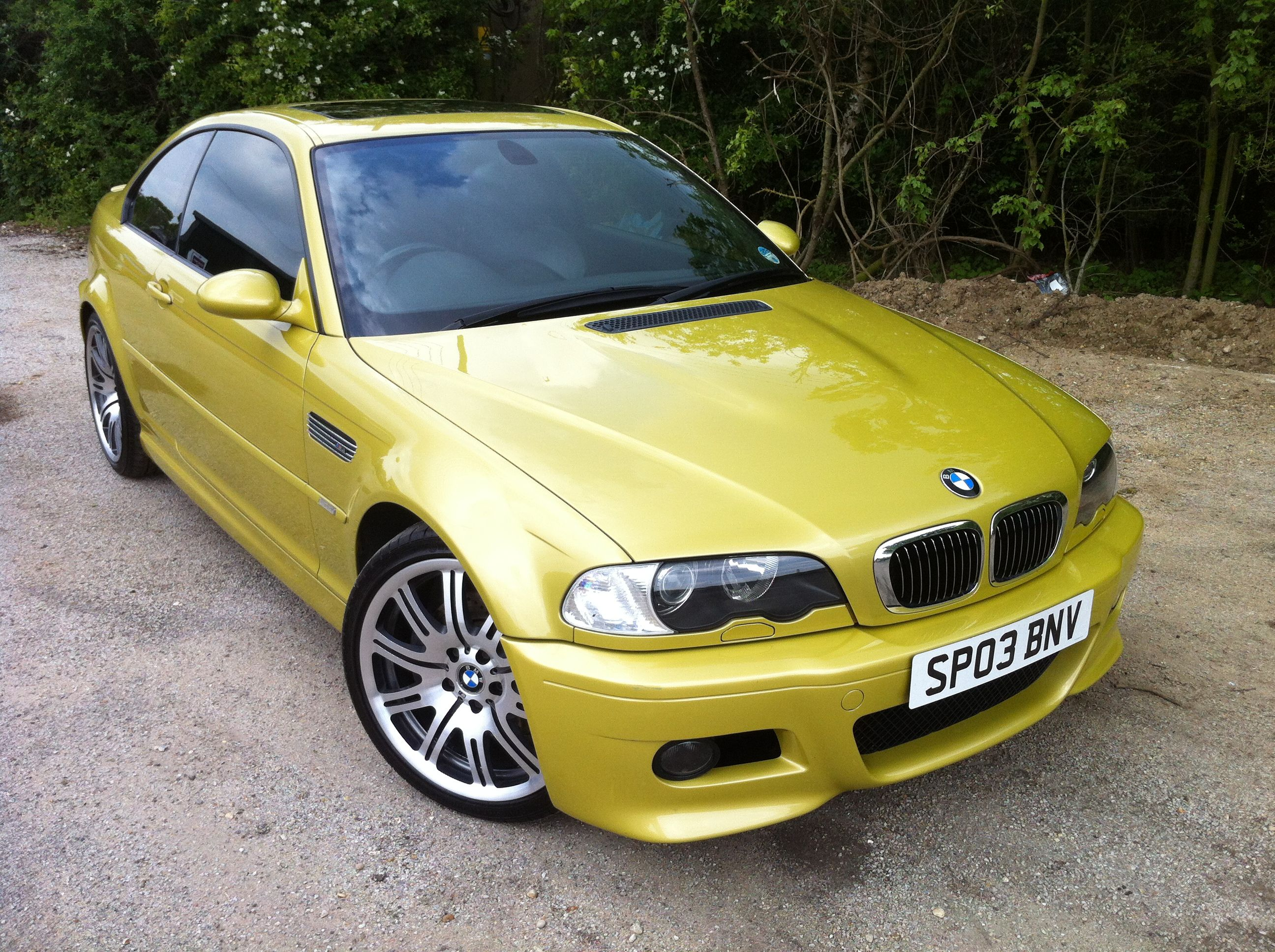 Bmw M3 Smg2 In Phoenix Yellow Bmw Pinterest Bmw Bmw E46 And