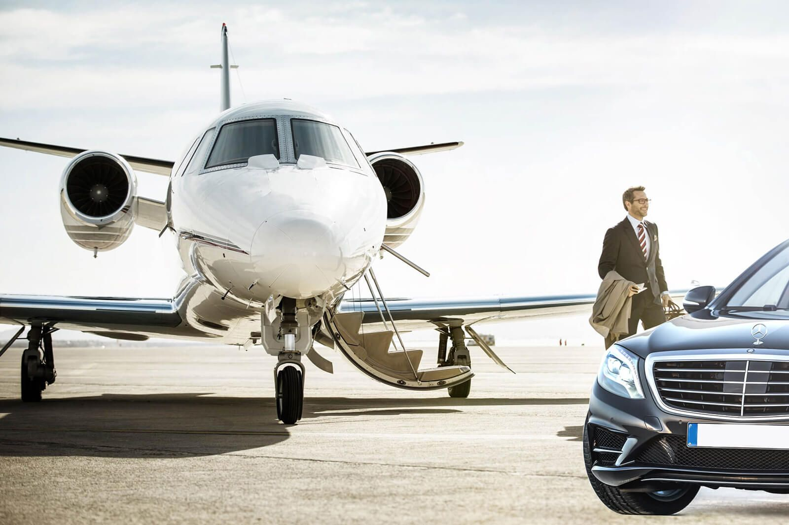 Lifestyle Management Private plane, Luxury private jets