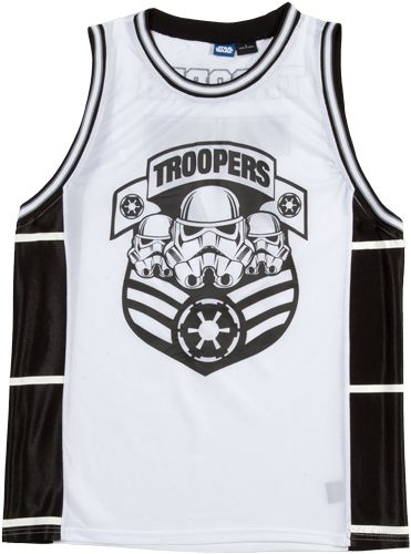 cbf772582 Storm Trooper Basketball Jersey