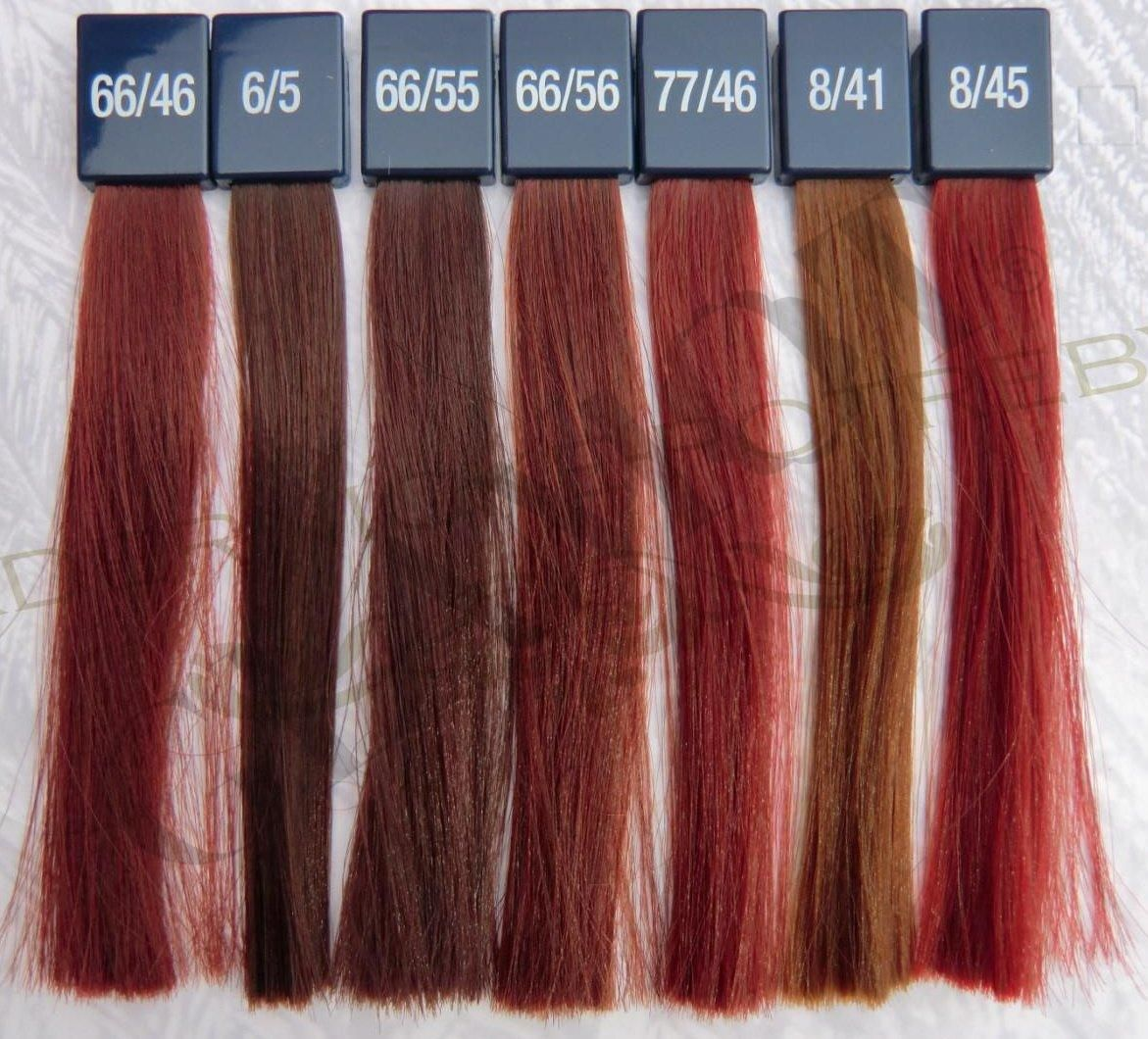 Wella koleston perfect vibrant reds glamot colour chart hair color charts also beauty stuff in rh pinterest