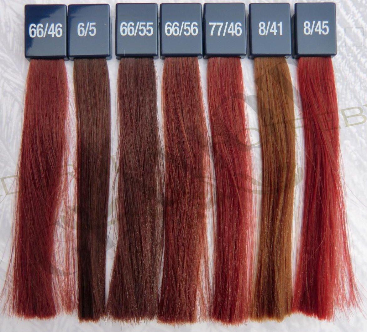 Wella Koleston Perfect Vibrant Reds Glamot Beauty Stuff In