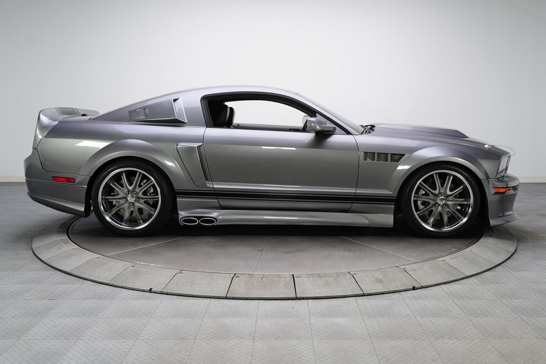 2007 Ford Sanderson Mustang Eleanor GT 6,572 Actual Mile Sanderson Eleanor GT Supercharged 4.6 - See more at: http://www.rkmotorscharlotte.com/sales/inventory/new_arrival#!/2007-Ford-Sanderson-Mustang-Eleanor-GT/132867/163292