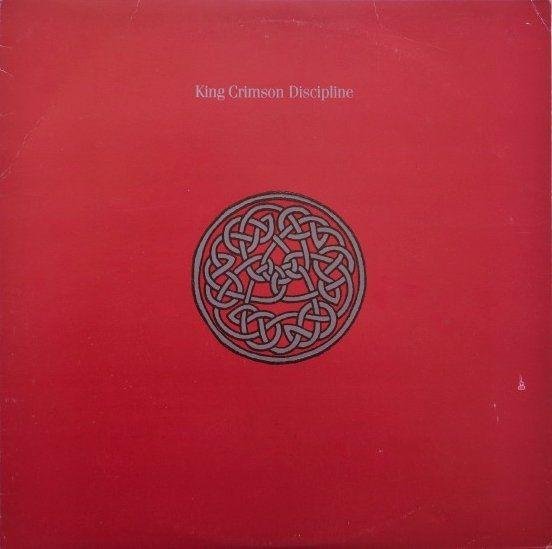 King Crimson Discipline At Discogs King Crimson Crimson Rock Album Covers