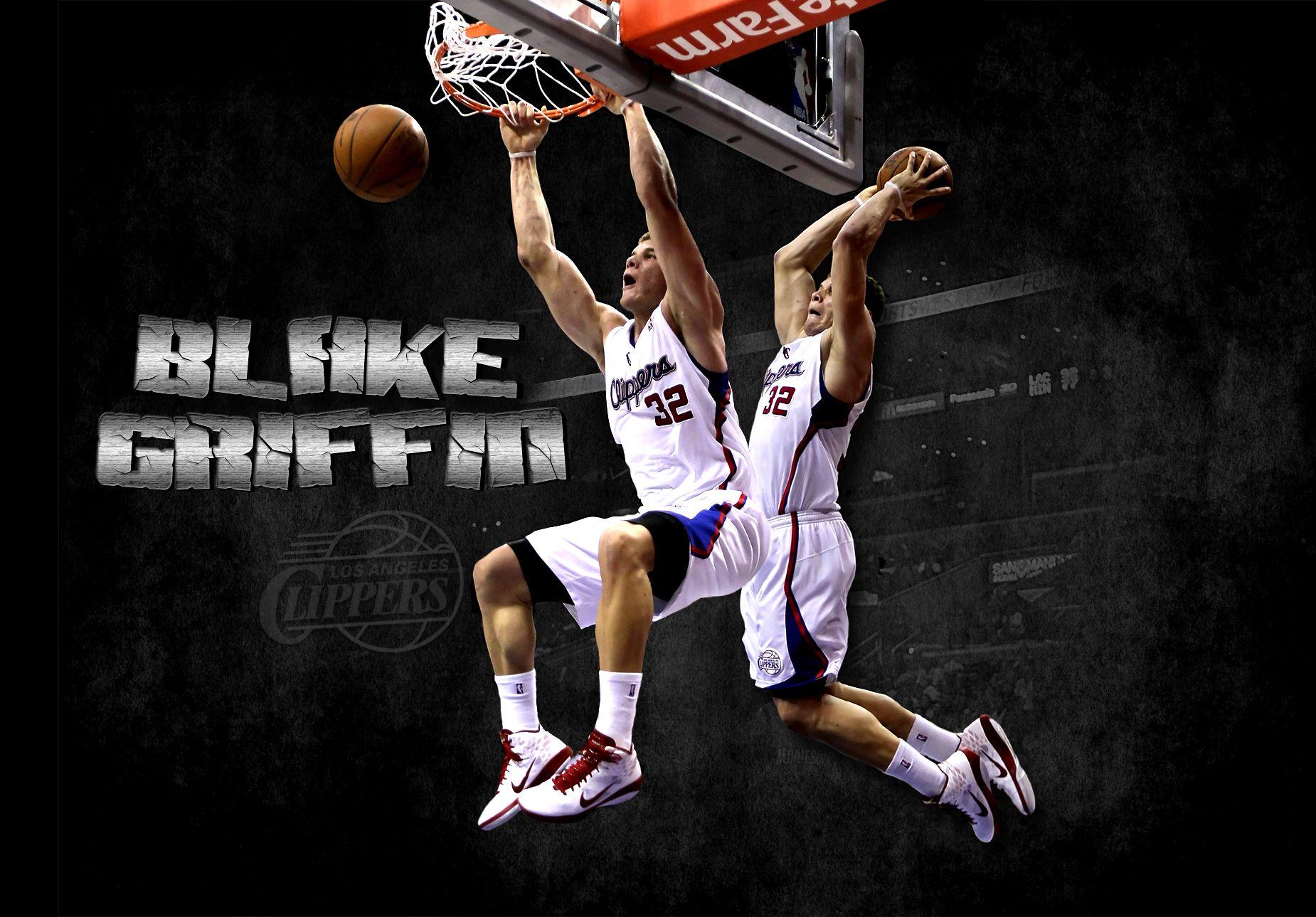 Blake Griffin Mammoth Flight Griffin Nba Blake Griffin Nba Players