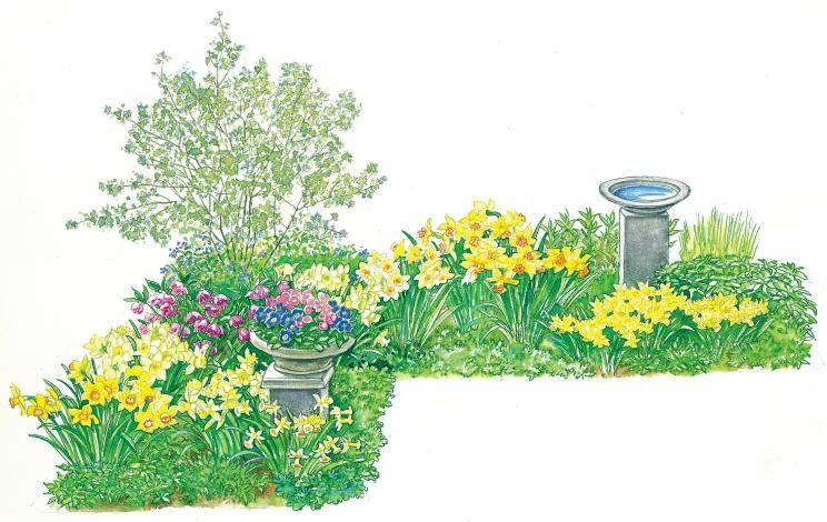 Gestaltungstipps Fur Ein Immerbluhendes Beet Blumenbeete Garten Bepflanzen Blumenbeet