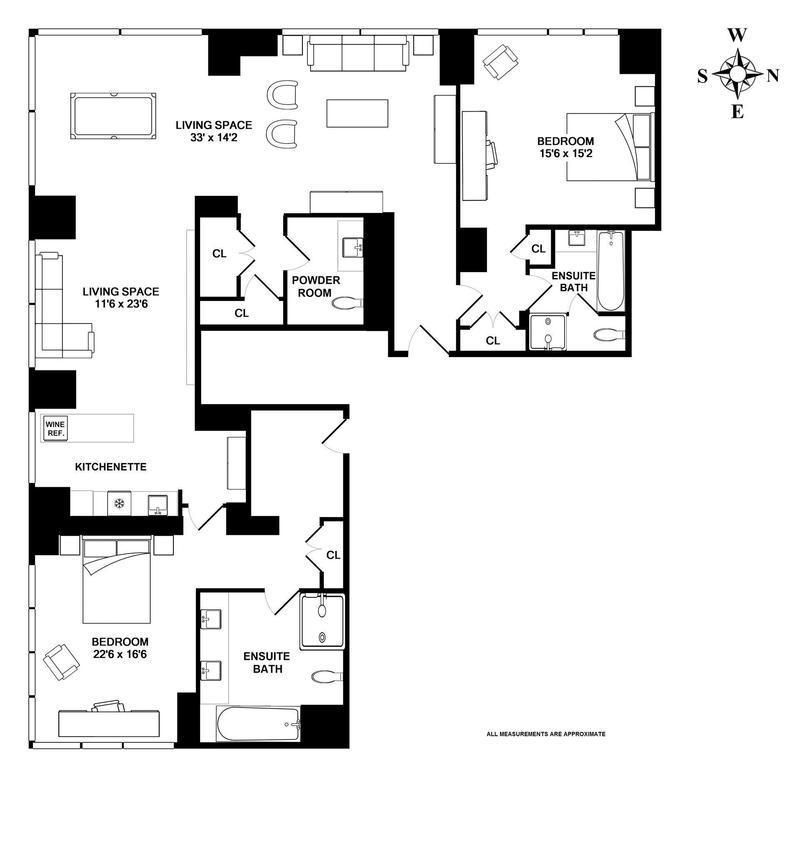 Condo Apartment Sale At Trump Soho