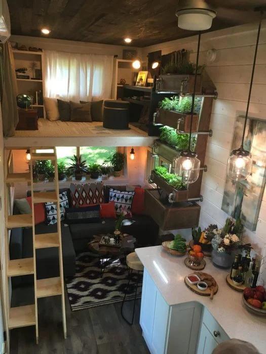 49++ Mini case di lusso interni ideas