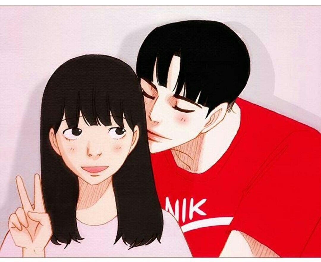 Pin by tsatsa💙 on spirit fingers | Spirit fingers webtoon ...
