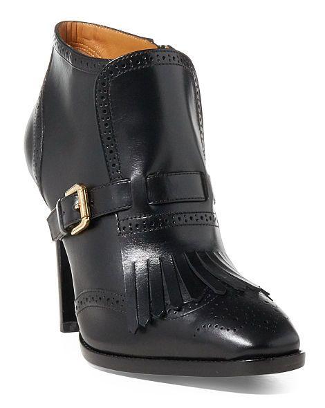 c384c0472d42 Lansy Luxe Calfskin Boot - Ralph Lauren All Shoes - RalphLauren.com ...