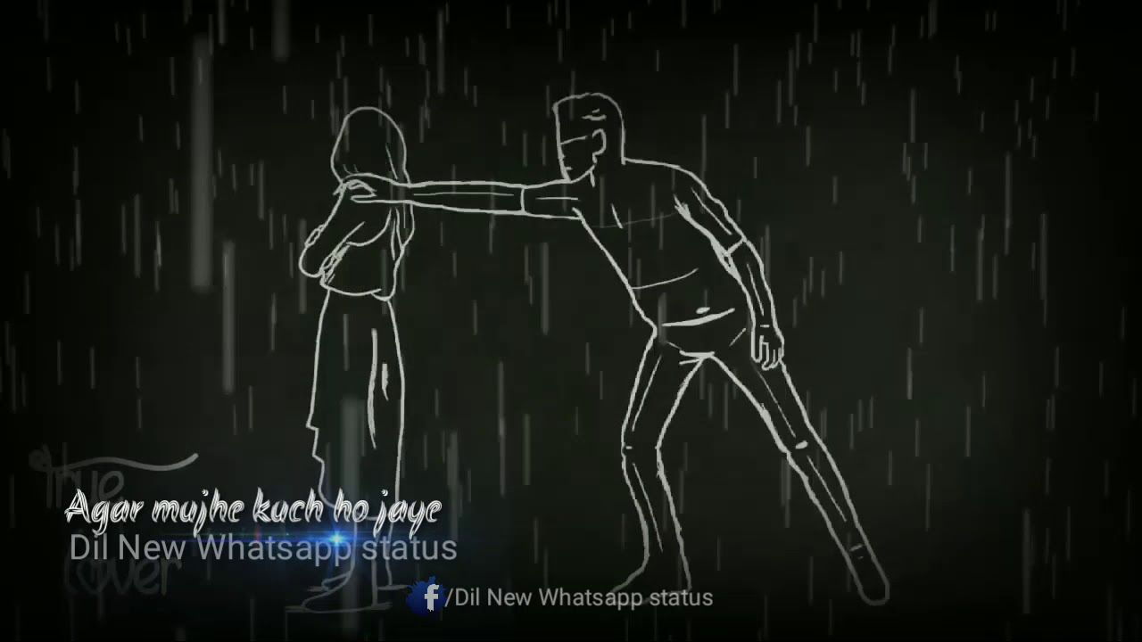 Cartoon Status New Whatsapp Bas Rona Mat Dil New
