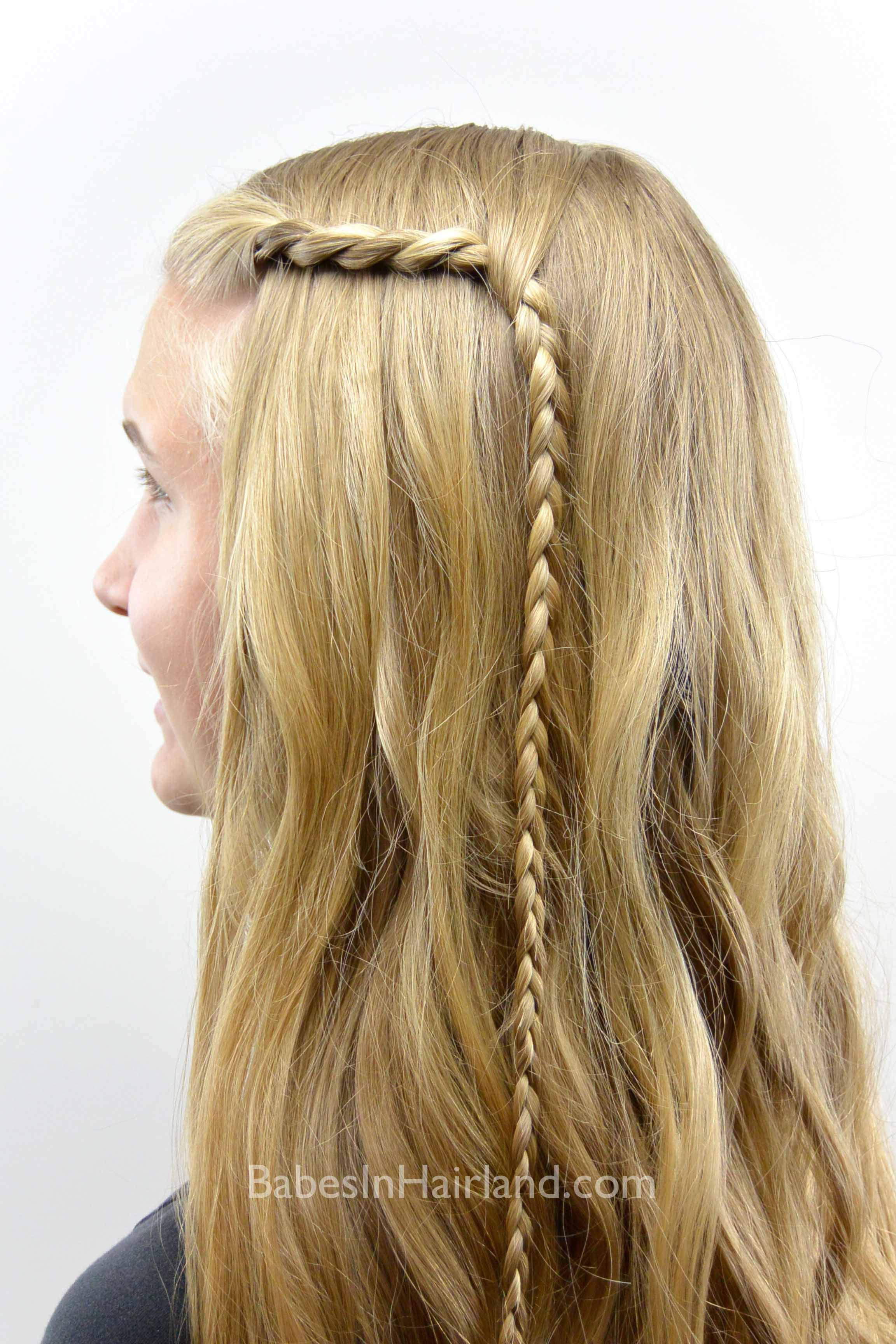 Cute easy hairstyles that kids can do - 25 Little Girl Hairstyles You Can Do Yourself Get Out Of Your