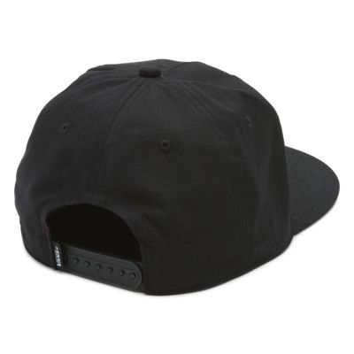 b01a5582b80 Helms Unstructured Hat WOMBLK Black  Vans