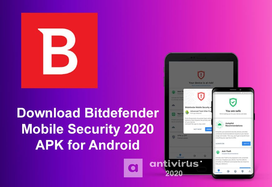 Download Bitdefender Mobile Security 2020 APK for Android