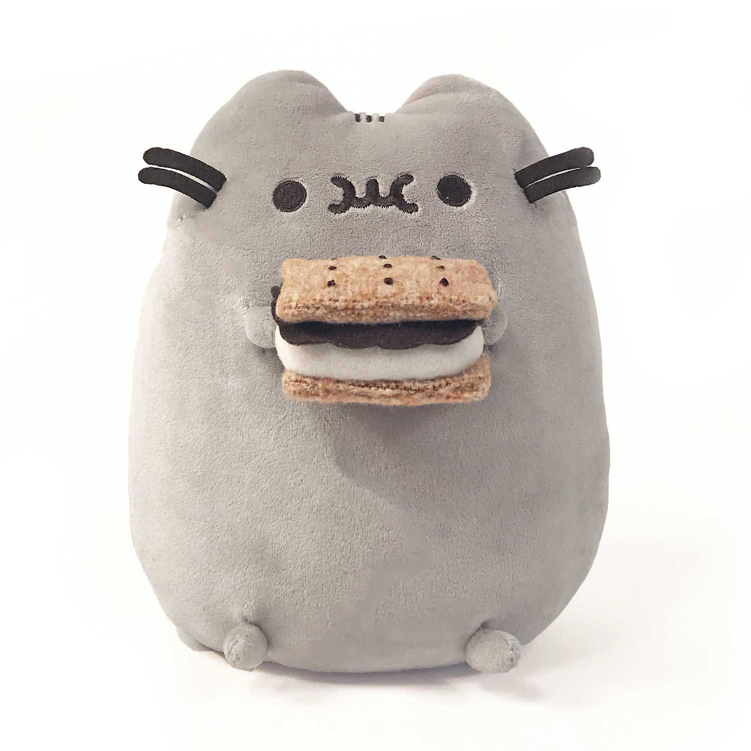 Smores Stuffed Animal, Exclusive It Sugar Pusheen S Mores Plush 25 99usd At Itssugar Com Pusheencatsdiy Pusheen Plush Pusheen Cat Pusheen Plushie