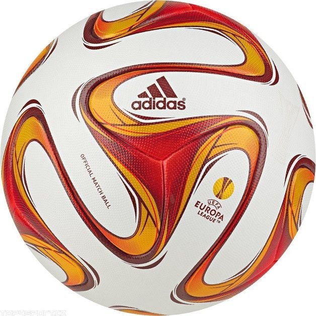 Adidas Europa League 6 panels 2015 Match and Training Ball Standard weight 435 Grams and size 5  Size: 5 Material: 100%Polyurethane Fife Quality Mark: FIFA Approved 202.W8S Ball comes WITHOUT...