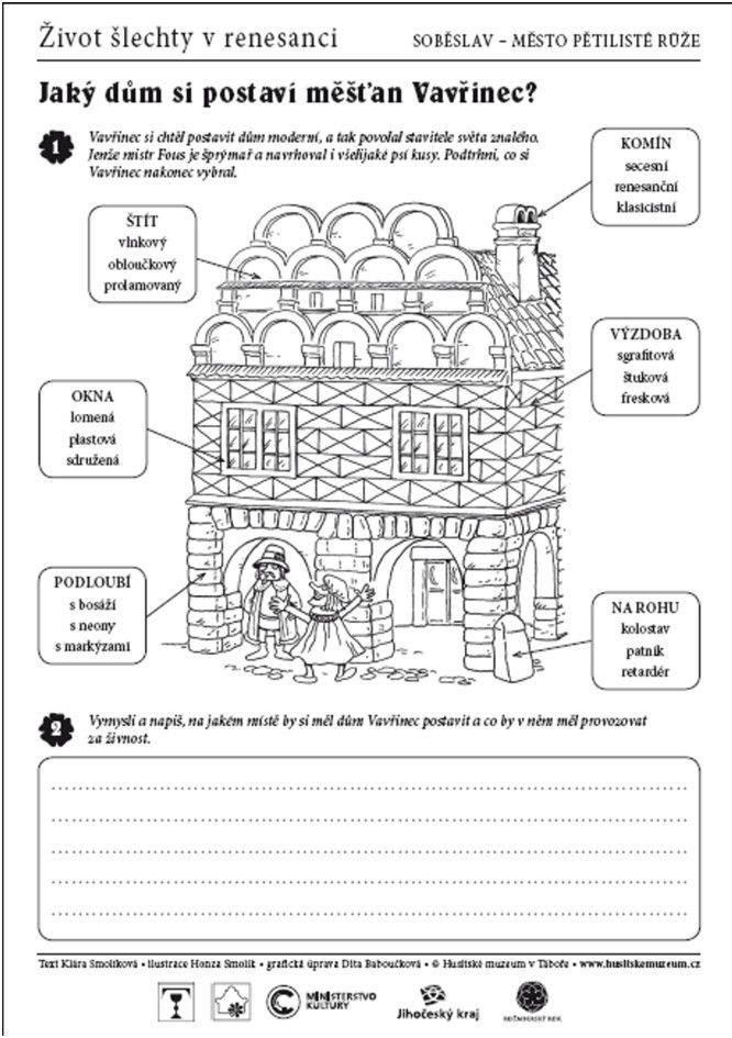 Pracovni Listy 3 Trida Vesele Hledat Googlem Dejepis 4 Pinterest