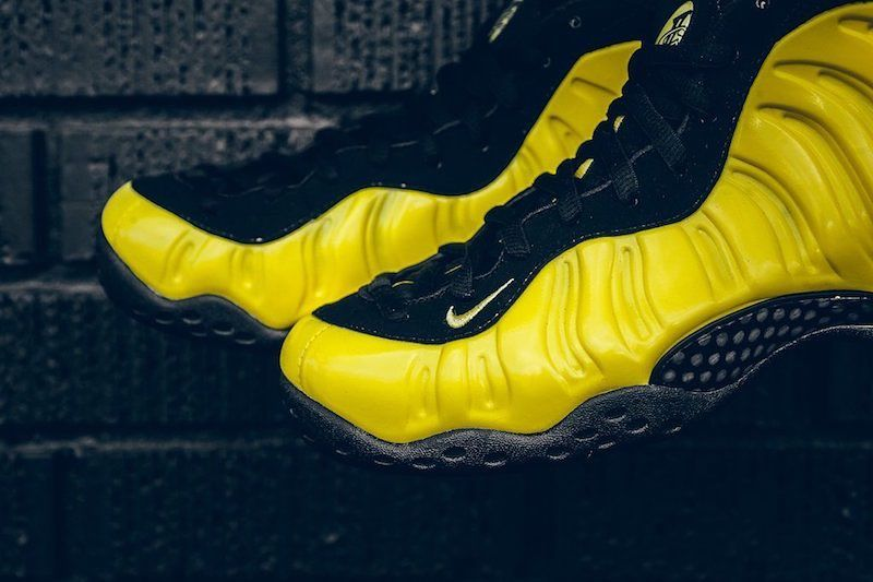 49c6cc3810e6d The Nike Air Foamposite One Optic Yellow Black colorway is set to release  later this June