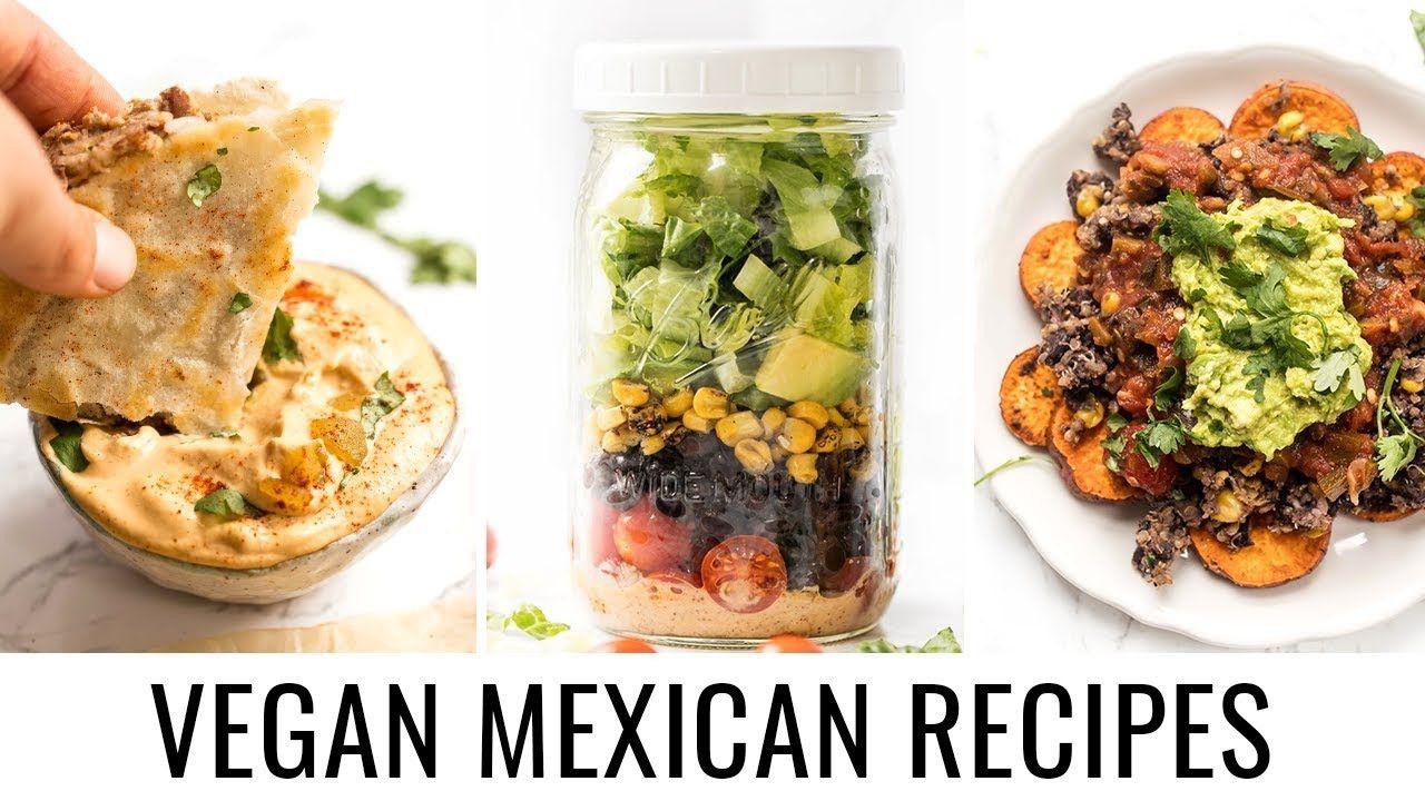 3 healthy vegan mexican recipes perfect for cinco de