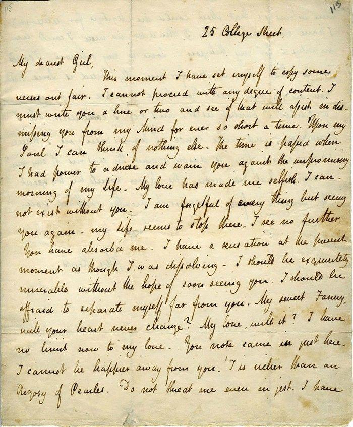 John Keats Haverford College  Anassa Kata    John Keats