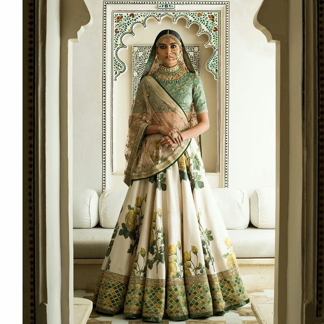 sabyasachi | salwar kameez | Indian bridal wear, Indian ...