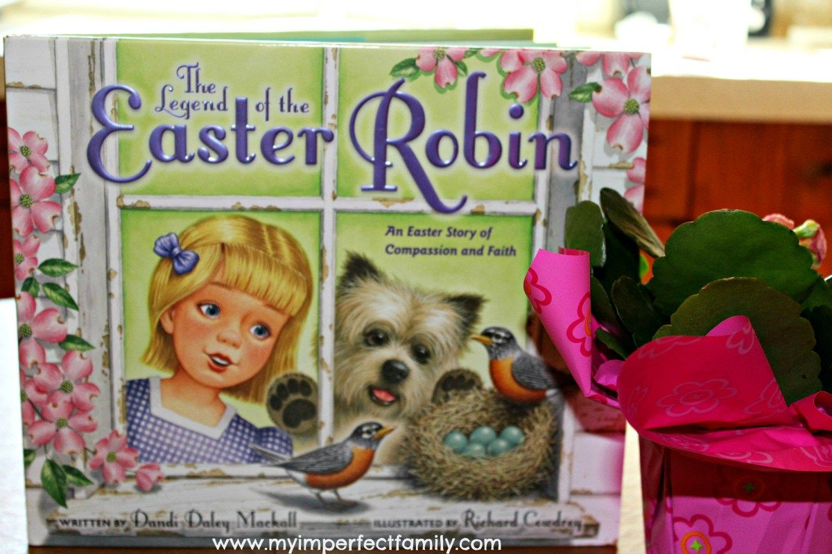 Easter Robin: Review & Giveaway