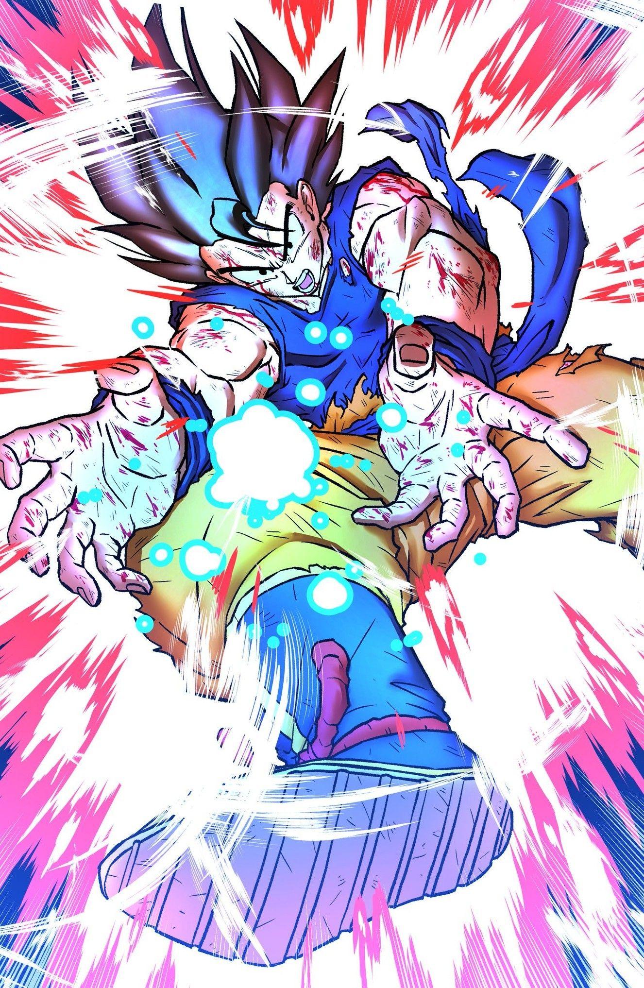 génial  Mot-Clé Goku Kaioken Kamehameha