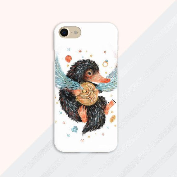 Fantastic Beasts Niffler Iphone Xs Max Case Harry Potter Iphone Case